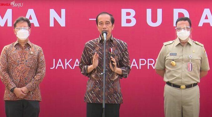 Presiden RI Joko Widodo (photo Setkab.go.id)